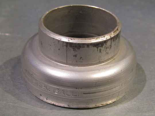 GALLI Needle bearing headset lower fixed cup fitted bearing race 2nd hand BX46 669 - 12/20/20 RK11
