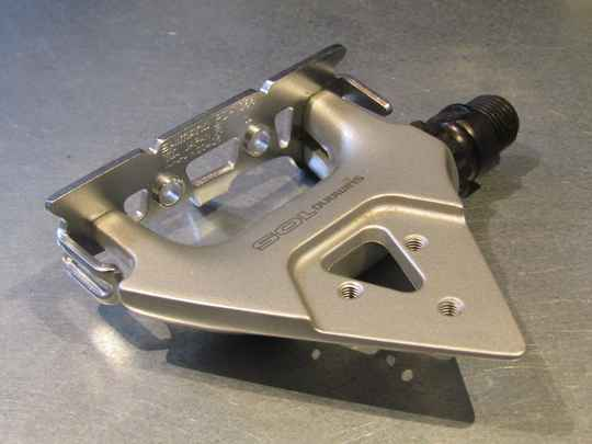 SHIMANO 105SC Right side pedal 9/16 NOS! BXC00M18 07 - 4/25/20 RK11