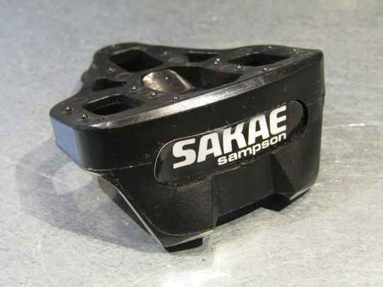 SR SAKAE SAMPSOM CYCLING CLEAT 1X NOS! BXC00N11  05 - 4/19/20 RK11
