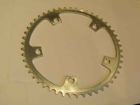 GIPIEMME CRONO SPECIAL 50t ROAD ALLOY Chainwheel BCD 144mm NOS! BXC00F34 6060 - 6/24/21