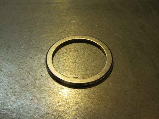 CAMPAGNOLO ALLOY 1 inch keyed washer NOS! TL07 01-B01-C01-05 5/10/21