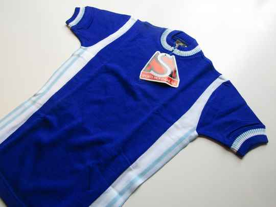 SPORTS MONTMAR S.A. ACRILICO Size 1 / 41cm cycling jersey NOS! TUB001 05 - 12/04/20