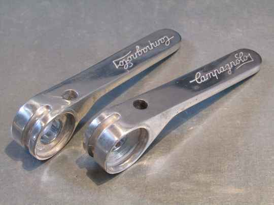 CAMPAGNOLO VICTORY Gear lever set. levers only NOS! Beta03 D01-001-01 4/4/21