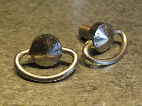 CAMPAGNOLO NUOVO RECORD Gear lever wing nuts 2nd hand TL01 02-B01-C03-03 6/29/21