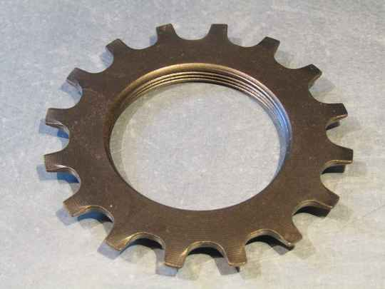 SHIMANO EXAGE TYPE 16t 5/6sp 1st position threaded freewheel cog NOS! BXC00F32 557 - 9/13/20 RK09