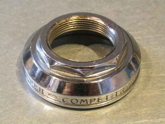 STRONGLIGHT COMPETITION FRENCH Thread HEADSET UPPER ADJUSTABLE Bearing race NOS! BX64A2 505 - 6/27/20 RK10