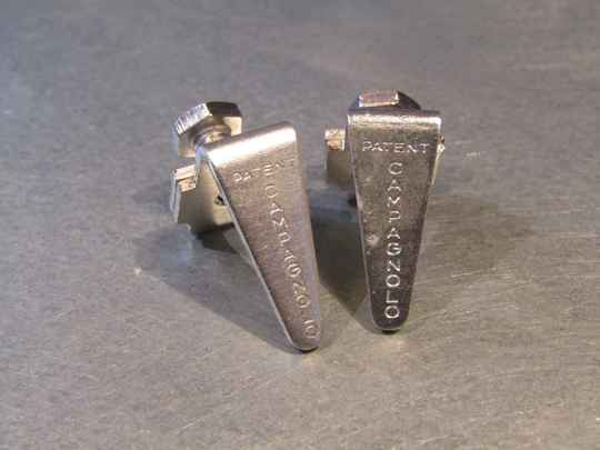 CAMPAGNOLO SUPER RECORD PEDAL TABS NOS! BXC00N30 05 - 5/1/20 RK13
