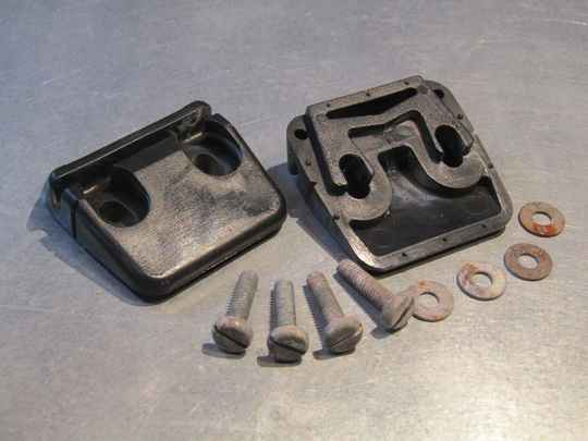 TIME Toe-clips type shoe cleats NOS! BB30D 556 - 9/20/20 RK05