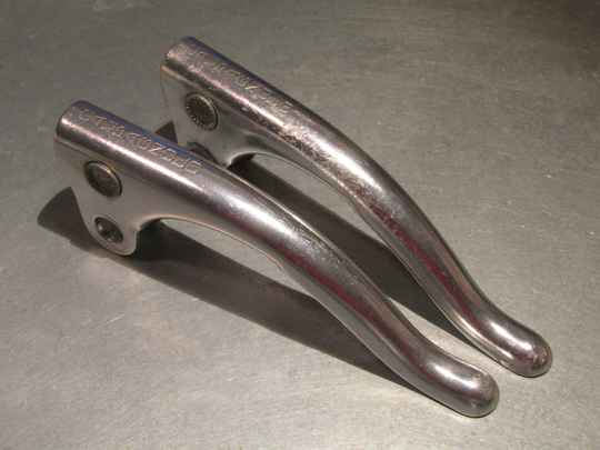 CAMPAGNOLO GRAN SPORT Brake lever blades, blades only 2nd hand Beta02 D02-004-02 3/26/21