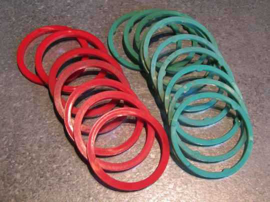 MAILLARD COURSE / COMPACT Freewheel spacers MIXED BAG MINT! BXC00C26 0606 - 7/8/21