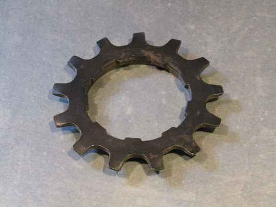SHIMANO 600 EARLY 13t FREE-HUB cassette cog with spacer 5/6sp NOS! BXC00F30 605 - 9/12/20 RK09