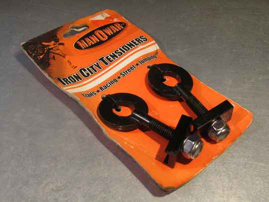 IRON CITY TENSIONERS FIXIE NOS! BXC00A33 5551 - 12/13/20 RK09