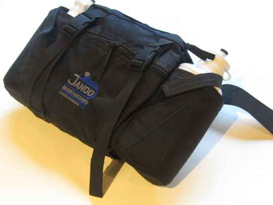 JANDD MOUNTAINEERING GALILEE AQUA FANNY PACK NOS! TUBB03 12/13/20