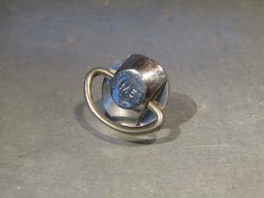 SHIMANO 5mm Gear lever mounting ring nut NOS! BB22B 555 - 12/15/20 RK02