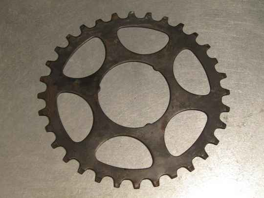 SHIMANO EARLY 32t LAST POSITION FREEWHEEL COG NOS! BX20A 0037 - 17/2/21 RK01