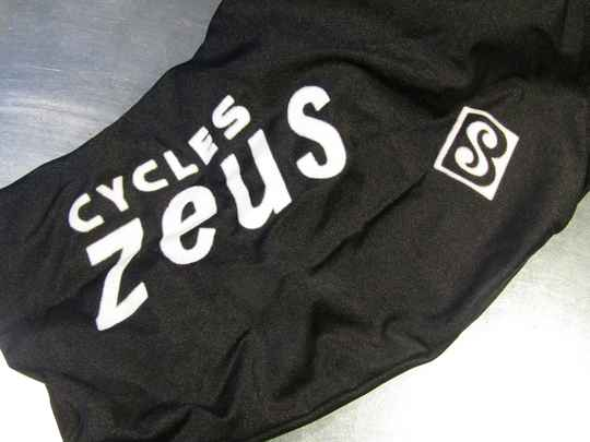 ZEUS VINTAGE 80's cycling shorts SIZE 4 with CHAMIOS NOS! BX05 404 - 5/18/20 RK11