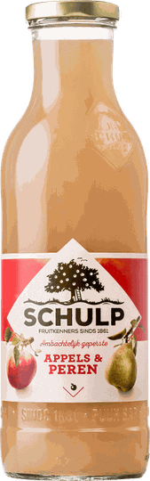 Schulp appel & peer (750 ML)