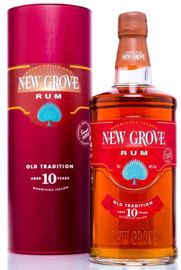 New Grove Authentic Old Tradition 10yo Rum