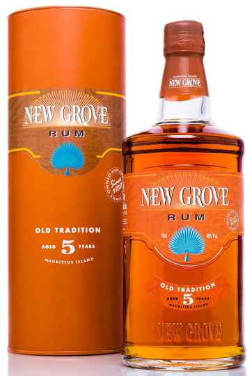 New Grove Authentic Old Tradition 5yo Rum