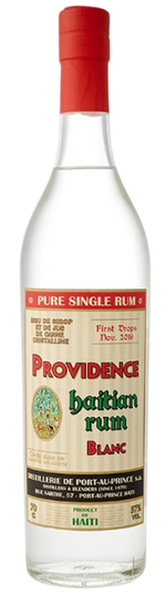 Providence First Drops Rum