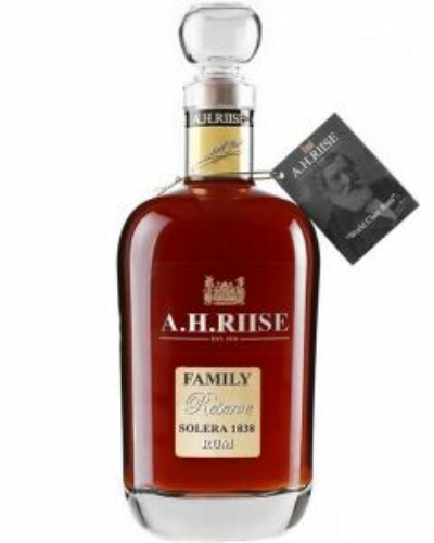 A. H. Riise Family Reserve Rum