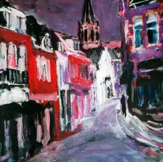 Cityscape Doesburg (SOLD)