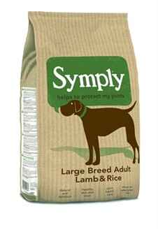 SYMPLY LARGE BREED ADULT LAM / RIJST 12 KG