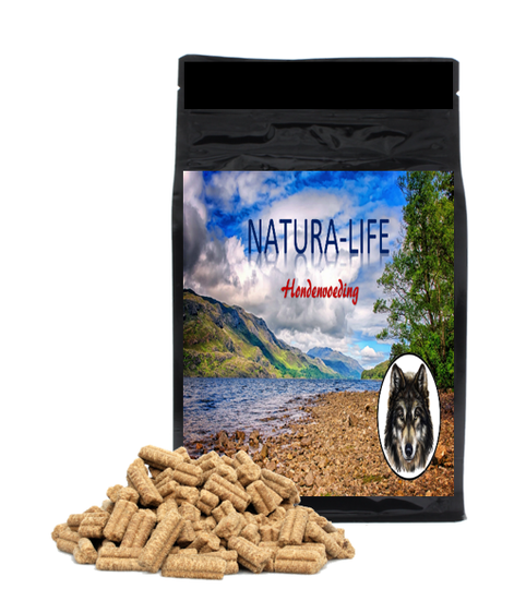 NATURA - LIFE Super Premium Excellent Lamb & Rice 10/20 Kg