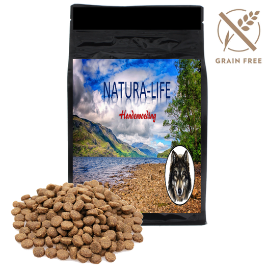 NATURA - LIFE Graanvrij Super Premium Puppy Chicken & Potatoes - 10/15/20 kg