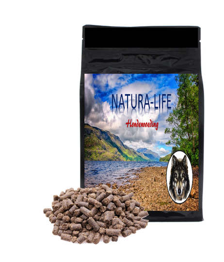 NATURA - LIFE Super Premium Excellent High Energy 10/20 Kg