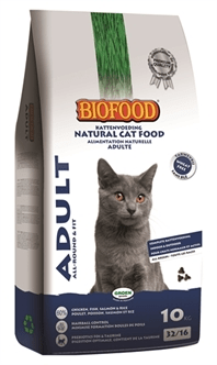 BIOFOOD PREMIUM QUALITY KAT ADULT FIT 10 KG
