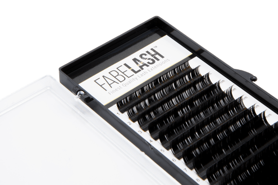 Lashextensions Classic Lash One by One Mixed Tray