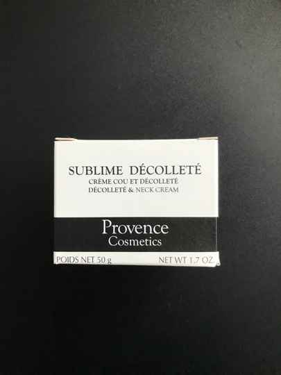 Sublime décolleté cream