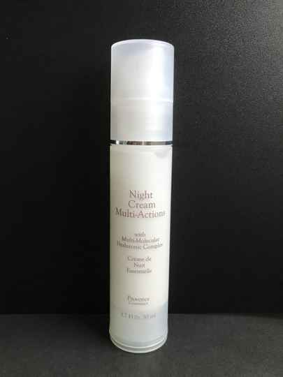 Night cream multi actions