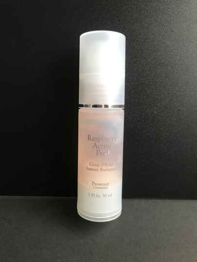 Raspberry active peel