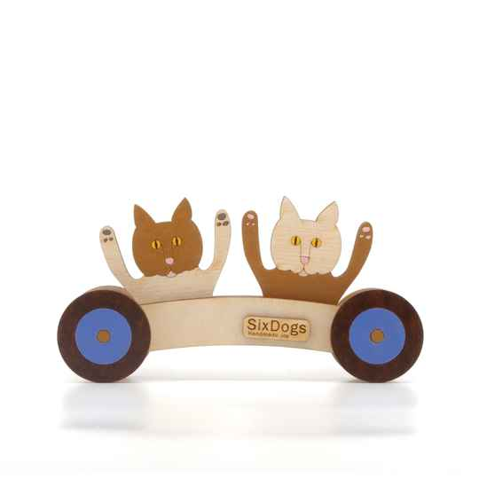 Joking-Cats-Car