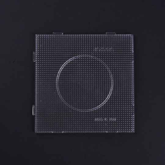 Artkal BCP01 - 2.6mm Clear Large Square Pegboard