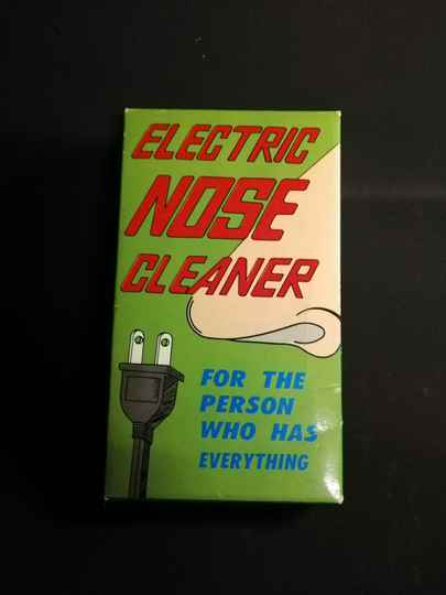 9#246. Electric nose cleaner