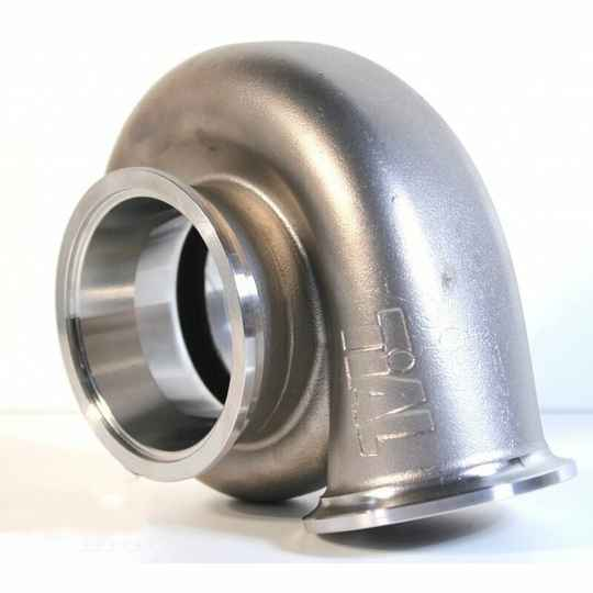 TiAL V-Band stainless steel exhaust housing - GT28 Series 0.86ar