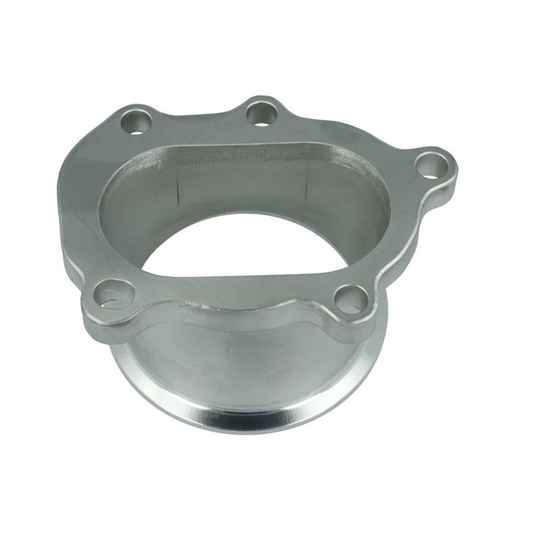 Downpipe Flange GT25 / 28 to V-Band 76mm