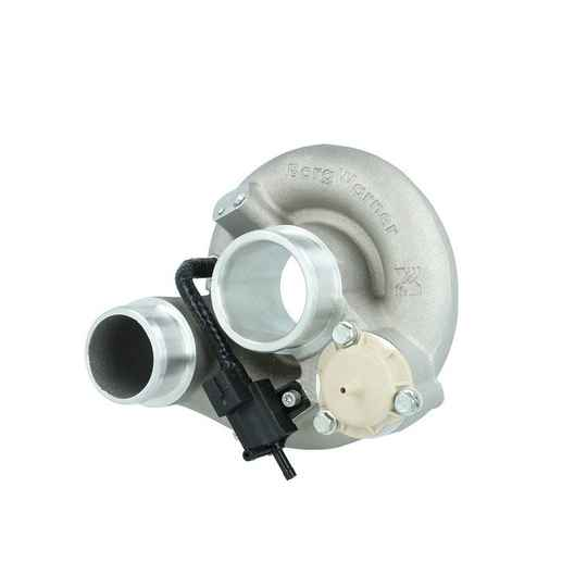 """Compressor Cover EFR """"Coiled"""" Cover (90° Discharge), EFR-7163 - 11711003001"""