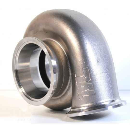 TiAL V-Band stainless steel exhaust housing - GT35 Series 0.63ar