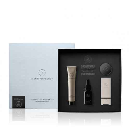 IK SKIN PERFECTION - SILKY ORGANIC RECOVER BOX - MEDICAL AFFECTED SKIN