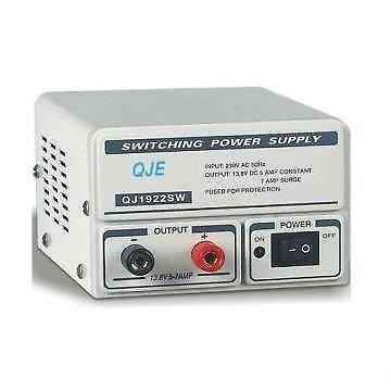 13.8V DC power supply - 13,8 Switching DC voeding