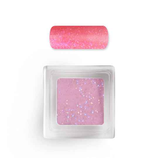 Color & Glitter Acryl Candy Pink no. 06