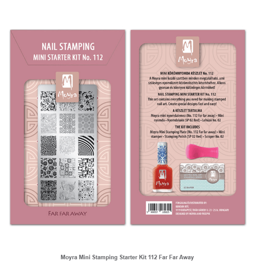 Mini Stamping Starter Kit 112 Far Far Away