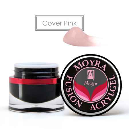 Fusion Acrylgel Cover Pink - 30gr