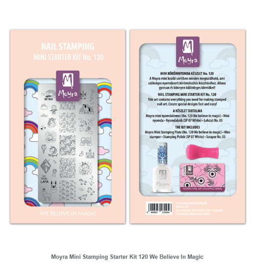 Mini Stamping Starter Kit 120 We Believe In Magic