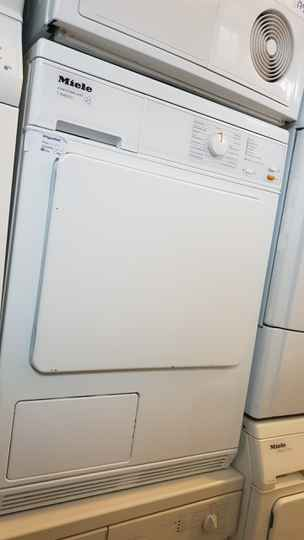 Miele honeycomb care T8402 condens wasdroger