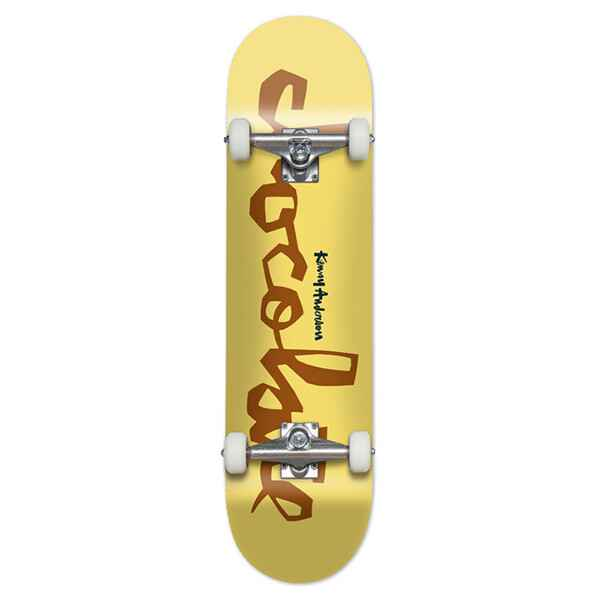 """Chocolate Complete Skateboard - Kenny Anderson Chunk 7.75"""""""